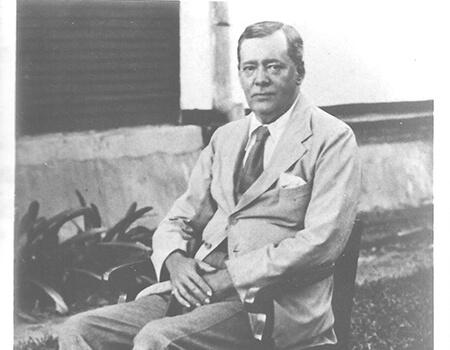 Charles Stanley Braine (1874-1944) - the Rajah of Mawatte