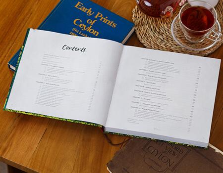 Book Review – Wisdom in the Leaf by Gerry Jayawardena