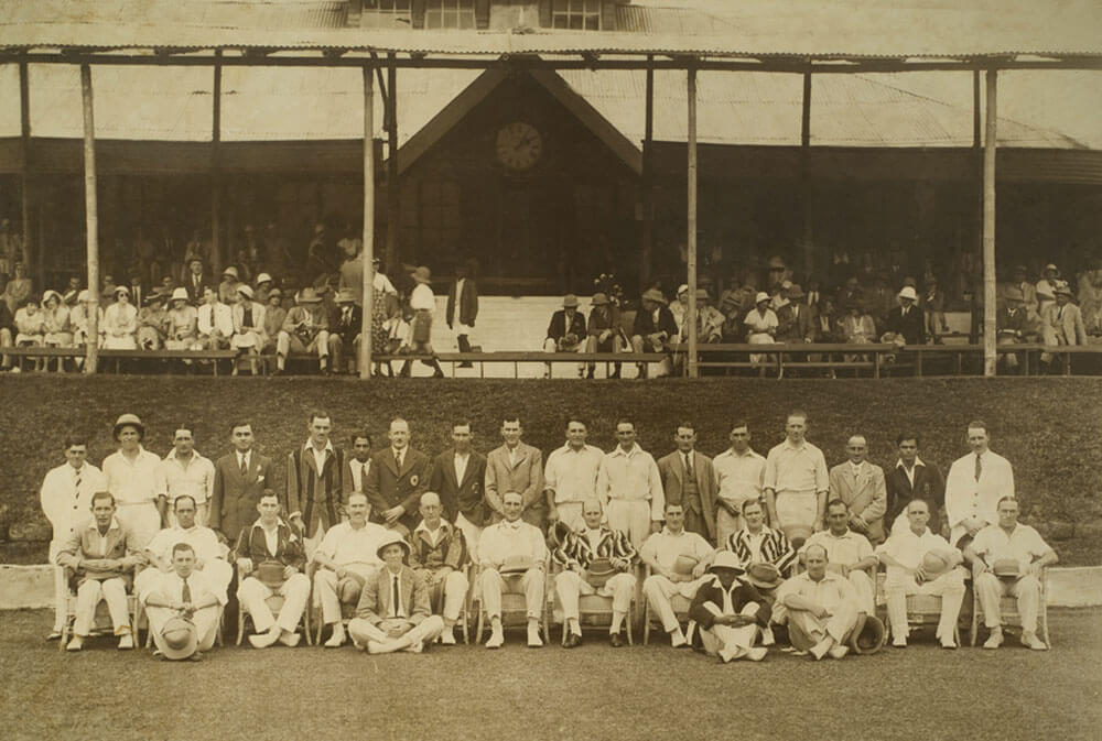 The History Of Tea And Cricket In Sri Lanka by David Colin
