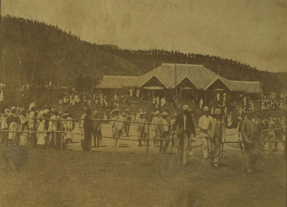 The History Of Tea And Cricket In Sri Lanka by David Colin
