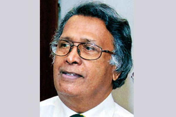 Leslie Dharmaratne - A leading planter who went places but never lost his humble touch