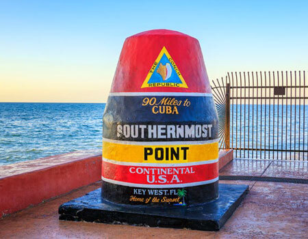 Key West boasts some of the most beautiful beaches in all of South Florida and you don't need a passport to visit.
