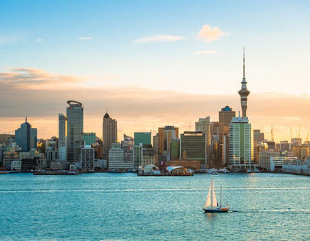 Auckland does a stellar job at providing an urban escape that feels like a true vacation.