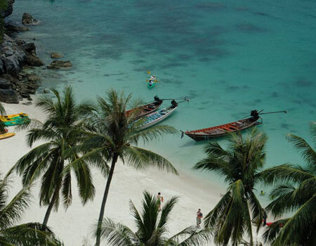 Ko Samui, Thailand's second-largest island and reigning holiday hotspot, serves up an intoxicating mix of sandy stretches,  coconut groves, dense jungle, mesmerizing temples and welcoming locals