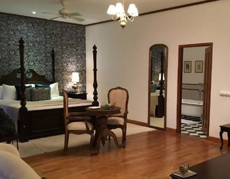 The Lipton Suite at Thotalagala.