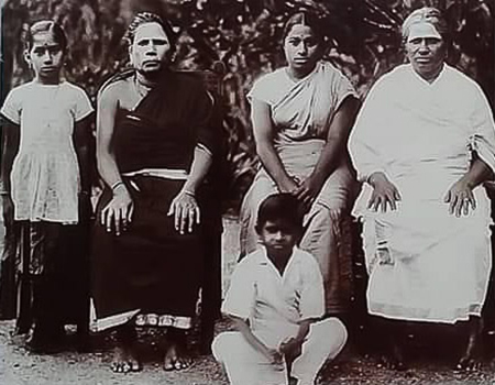 Nagan Perumalammal - the First Female 'Head Kangani'