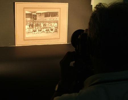 THE DARRAWELLA CLUB MEMORABILIA AND PHOTOGRAPH COLLECTION
