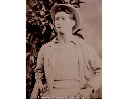 Charles Frederick Braine (1850 – 1896), Adventurous, Accident Prone, Great grandfather