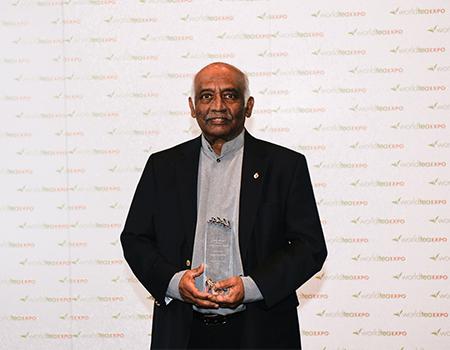 QTrade's Manik Jayakumar to Receive 'The John Harney Lifetime Achievement Award' at World Tea Expo 2019