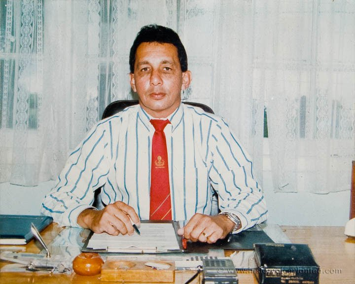 A.N. Wickramasinghe