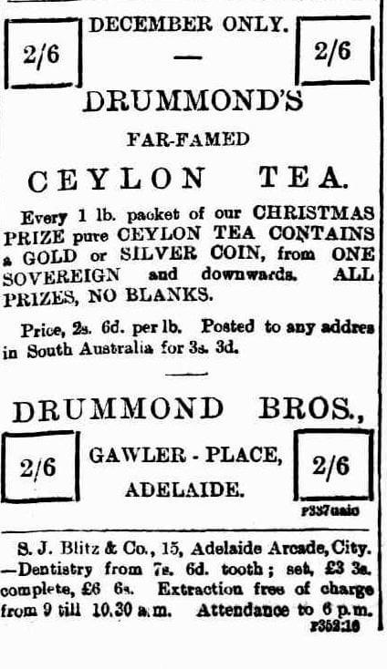04.Drummond's Ceylon Tea