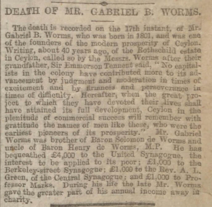 117. Death of Gabriel Worms