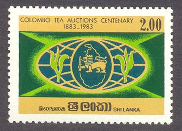 Colombo Tea Auction Centenary