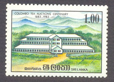 Centenary of the Colombo Tea Auctions