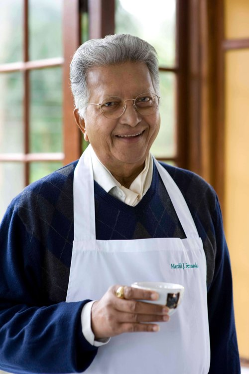 Merrill J. Fernando – Founder of Dilmah Tea